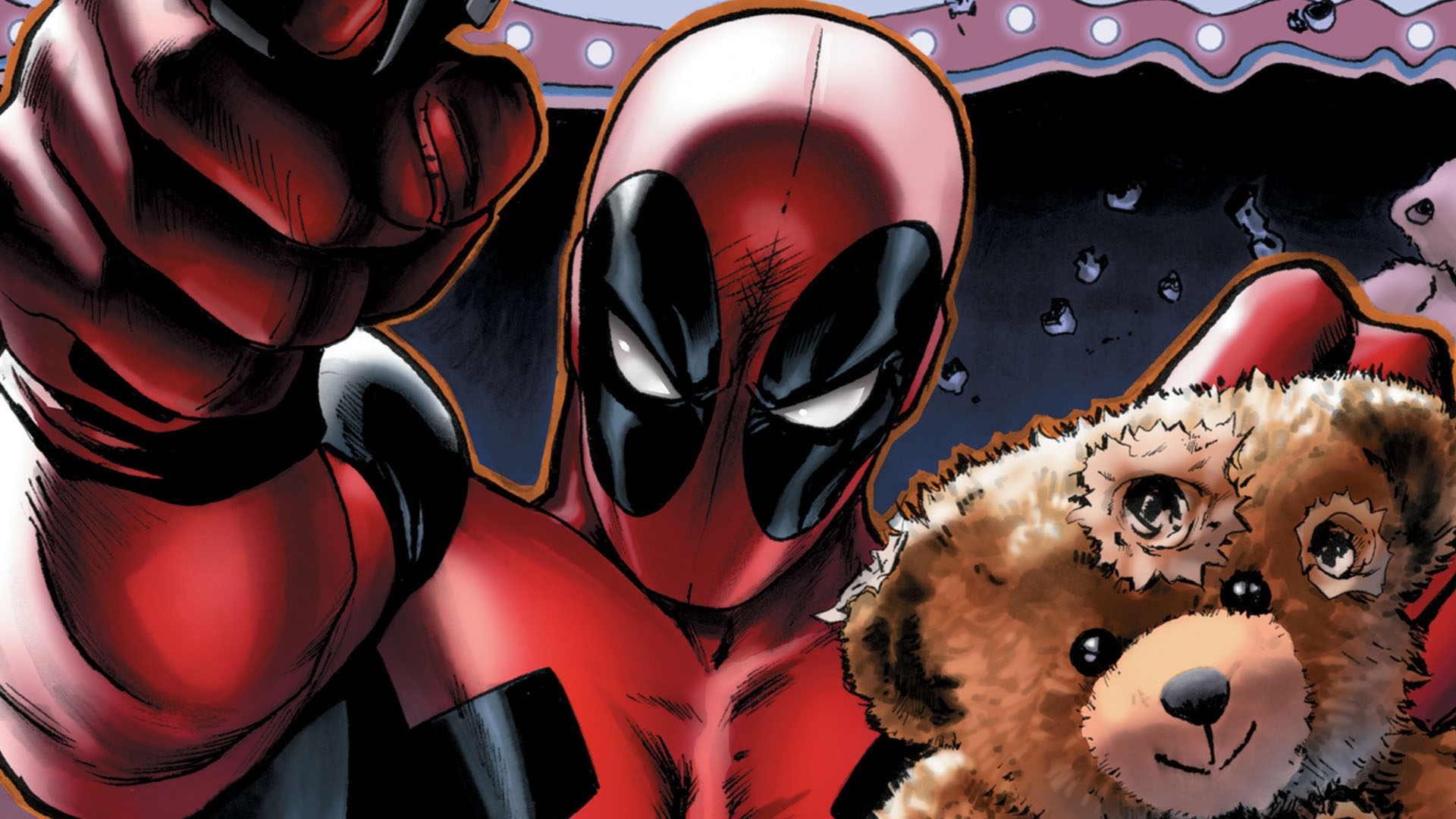 Donald glover i wasnt too busy to work on deadpool for Deadpool show
