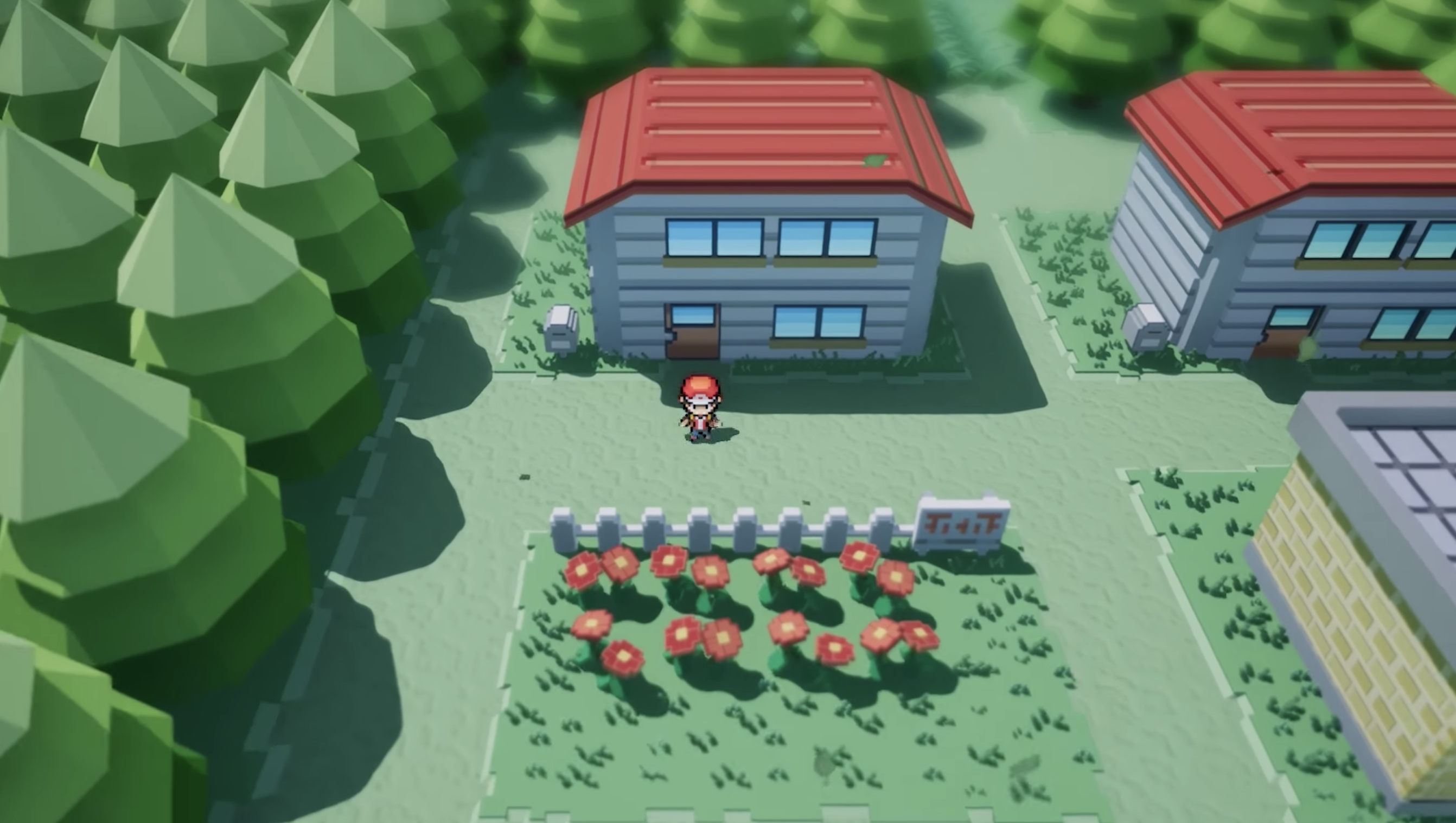 Here is How Pokemon's Pallet Town Would Look in Unreal Engine