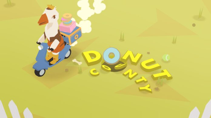 Donut County Review PS4