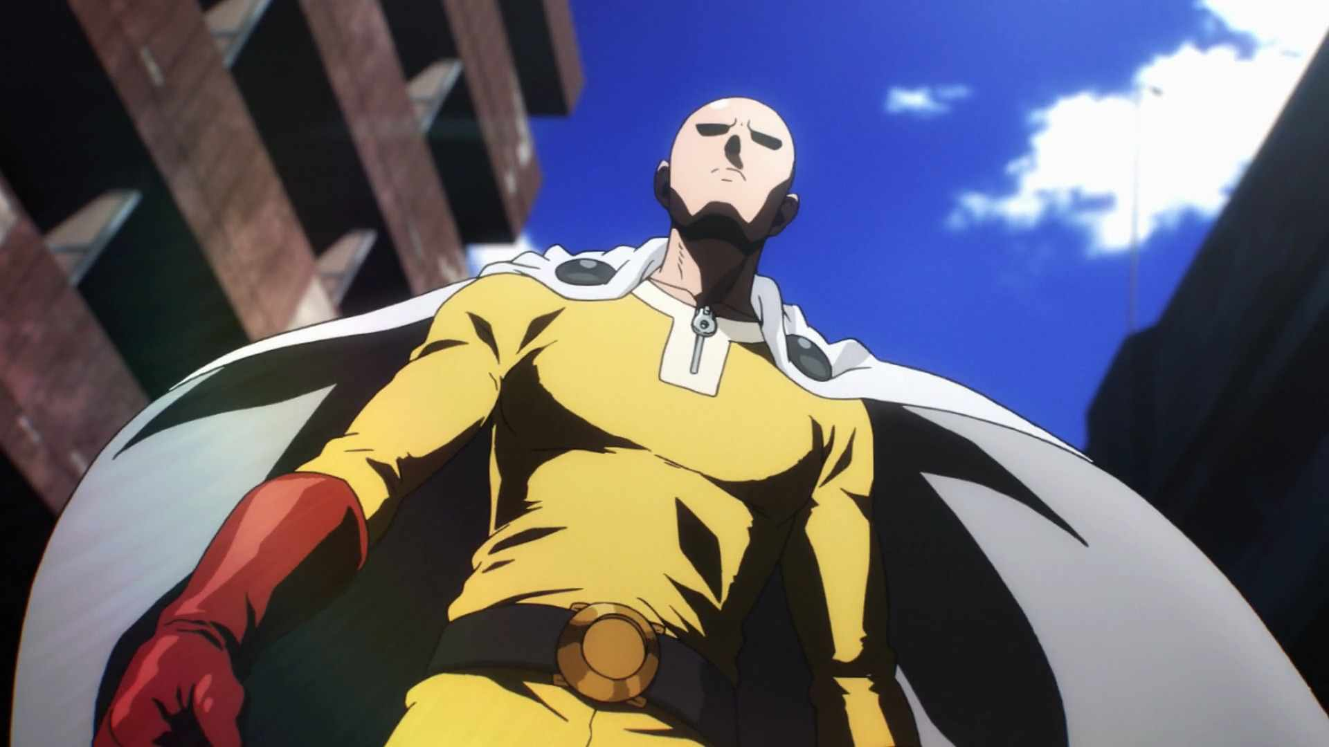 One Punch Man Season 2 will be Available on Hulu on April 9 – Geek