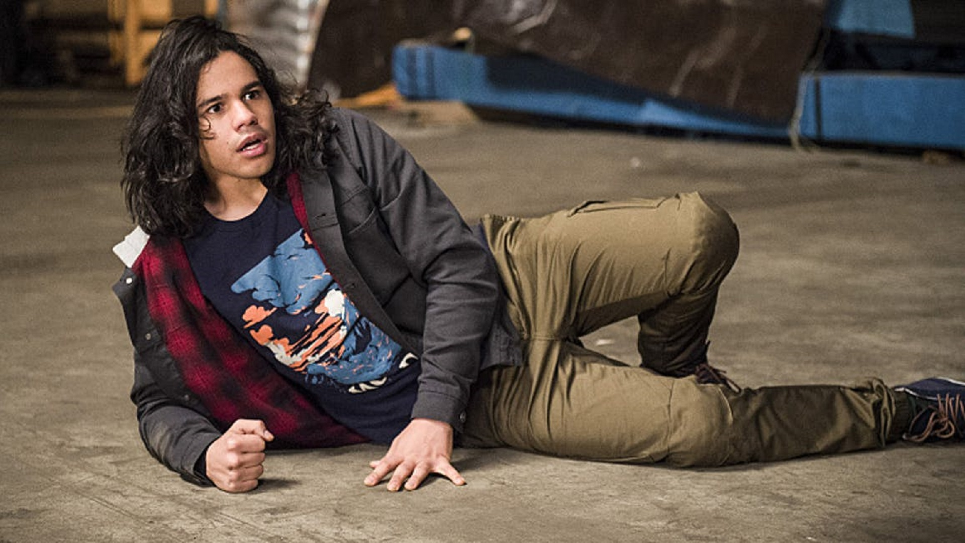 Carlos Valdes, Cisco/Vibe on CW's The Flash, Possibly Getting a