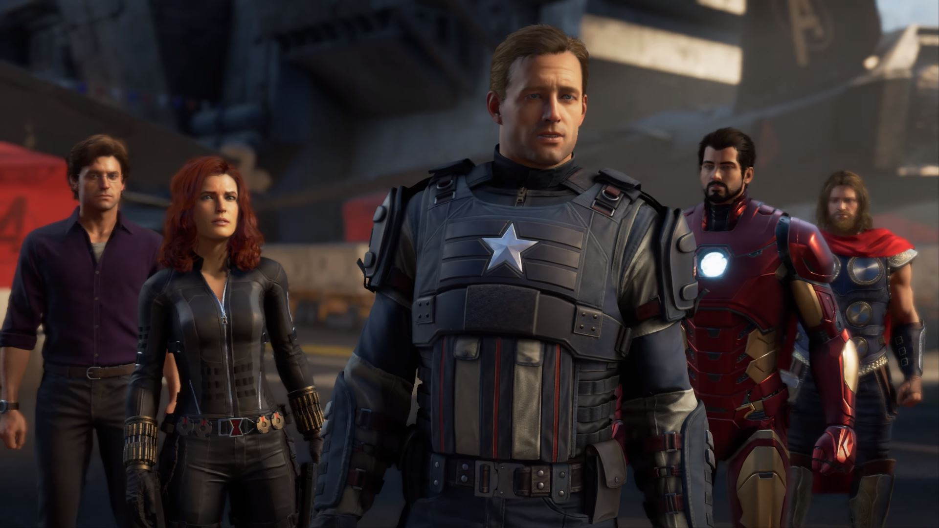 New Avengers Game Receives Character Design Criticism, May Change Before Launch, And Everything