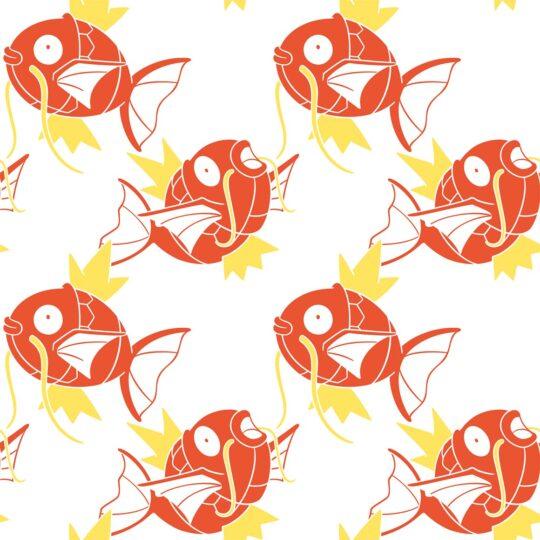 Magikarp Pattern Original Stitch Pokemon