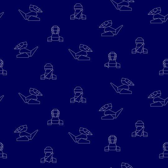 Porygon Pattern Original Stitch Pokemon