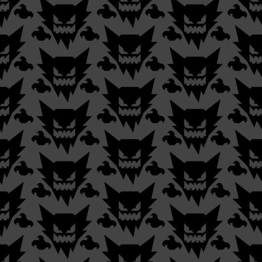 Haunter Pattern Original Stitch Pokemon