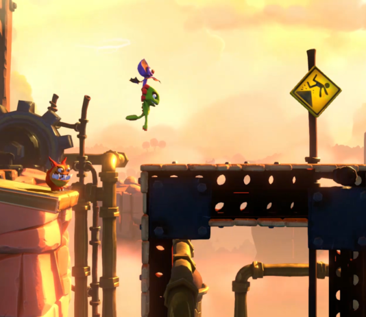 Yooka Laylee and the Impossible Layer Review