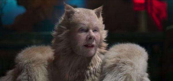 Judi Dench in Cats image