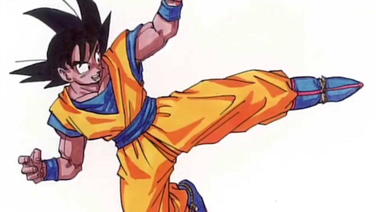 An Old Video Of Dragon Ball Creator Akira Toriyama Allegedly Drawing Goku Resurfaces Geek Outpost