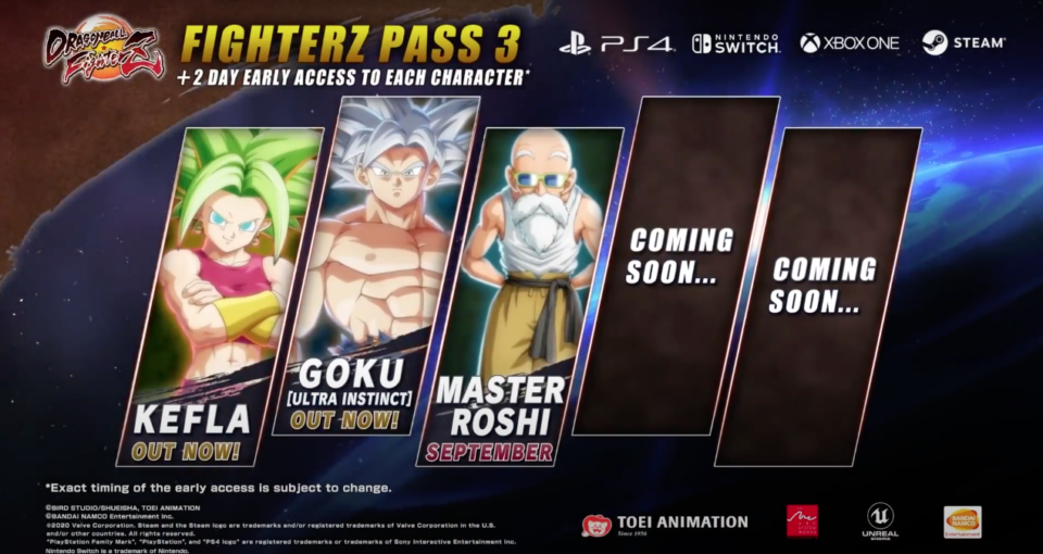 Fighterz Pass 3