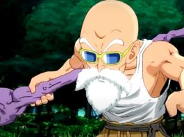 Master Roshi FighterZ