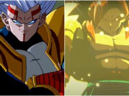 Super Baby 2 and SS4 Gogeta
